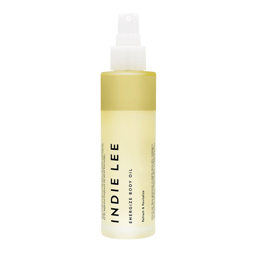 Indie lee Energize Body Oil - The Green Kiss