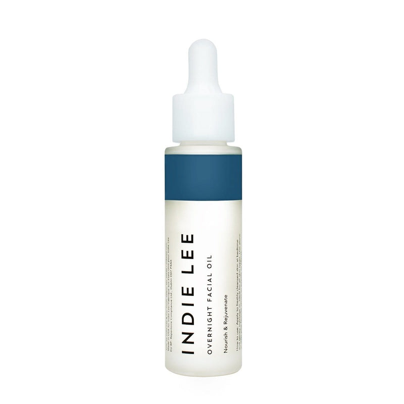Indie Lee Overnight Facial Oil - The Green Kiss