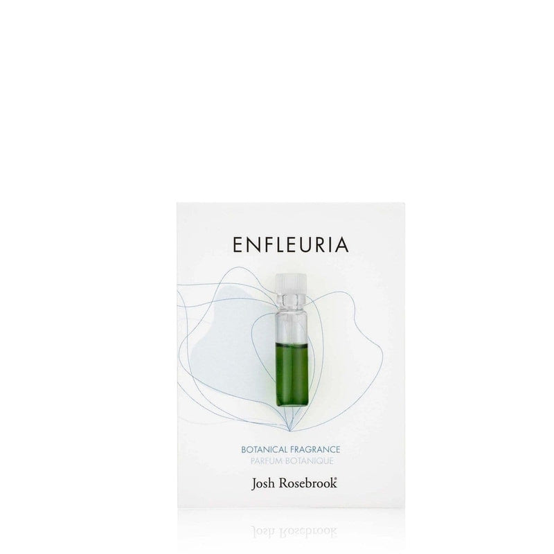 Josh Rosebrook Enflueria Botanical Fragrance Sample Vial - The Green Kiss