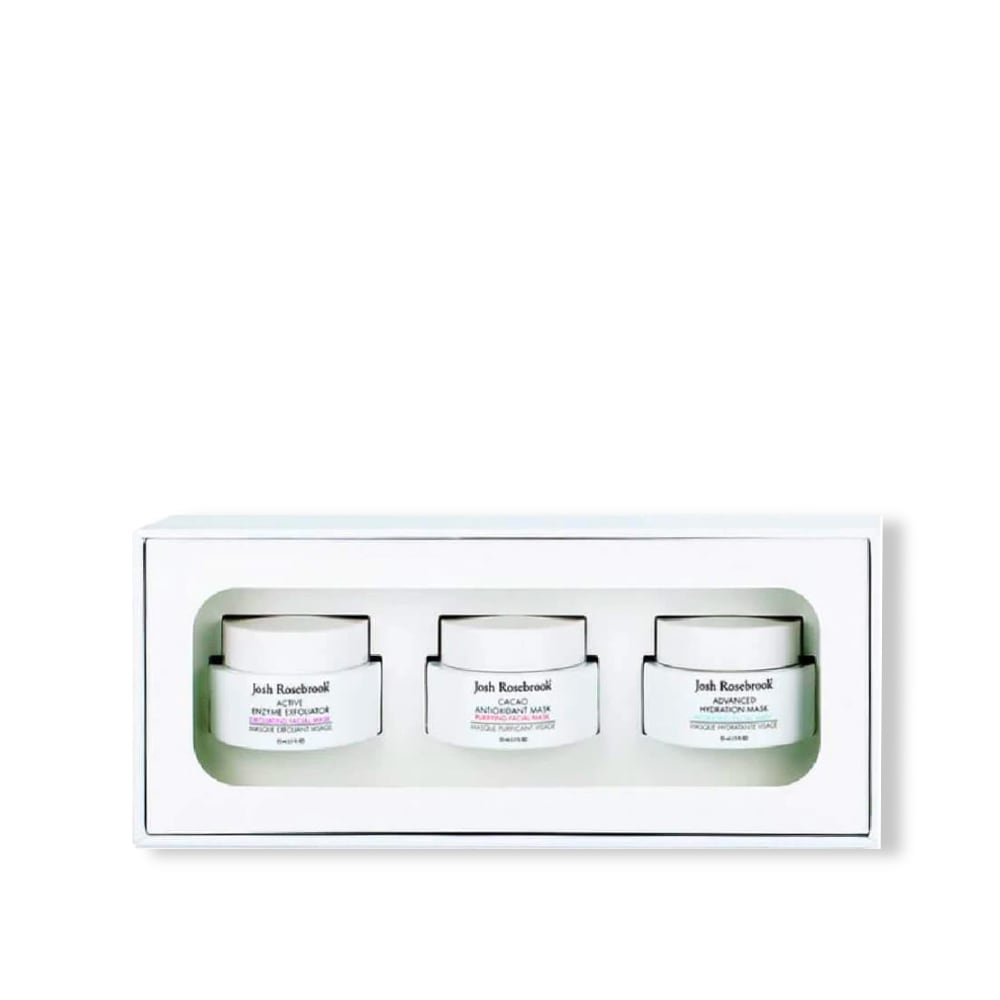 Josh Rosebrook Mini Mask Trio