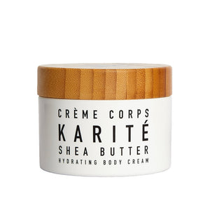 Karité Shea Butter Hydrating Body Cream