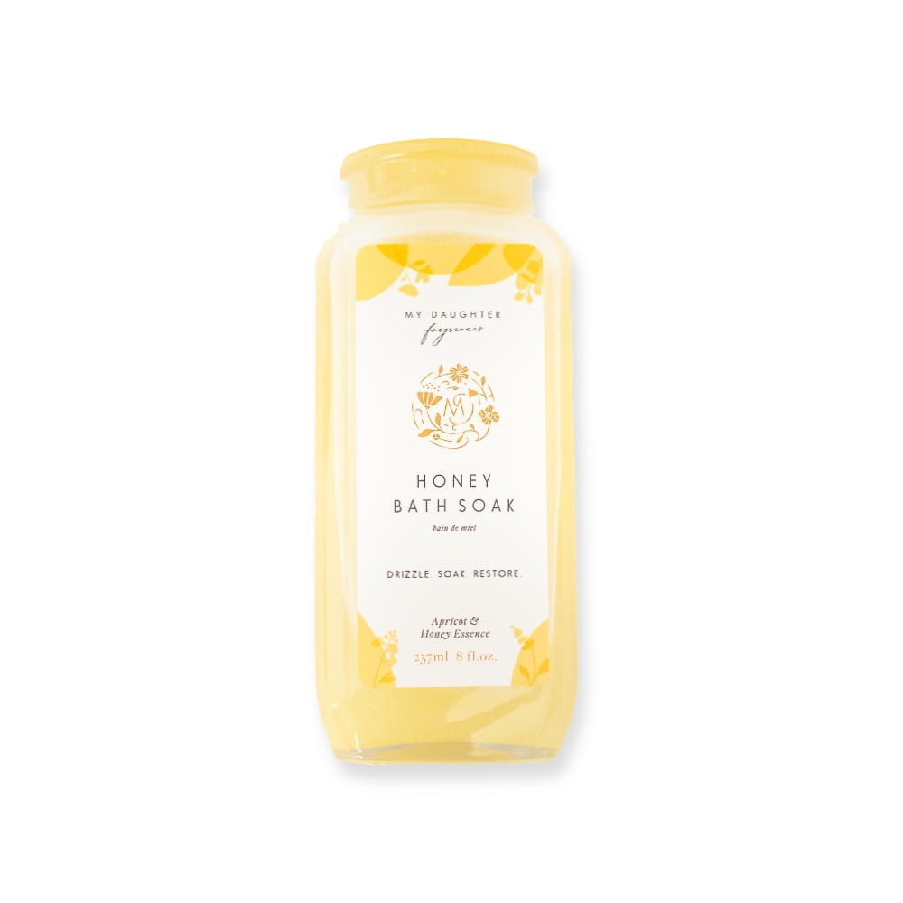 My Daughter Fragrances Honey Bath Soak