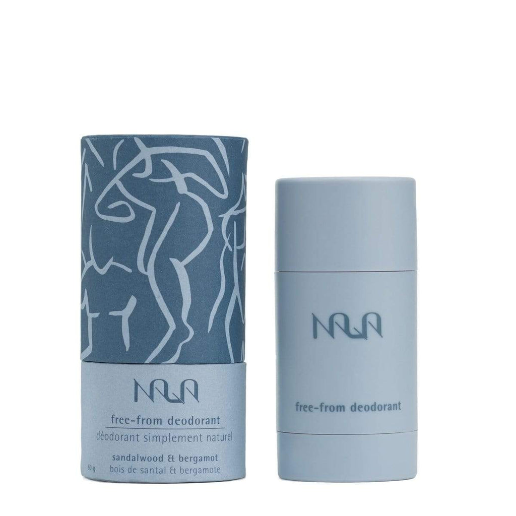 Nala Sandalwood & Bergamont Deodorant - The Green Kiss