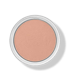 100 Percent Pure Fruit Pigmented Pressed Powder Foundation - The Green Kiss