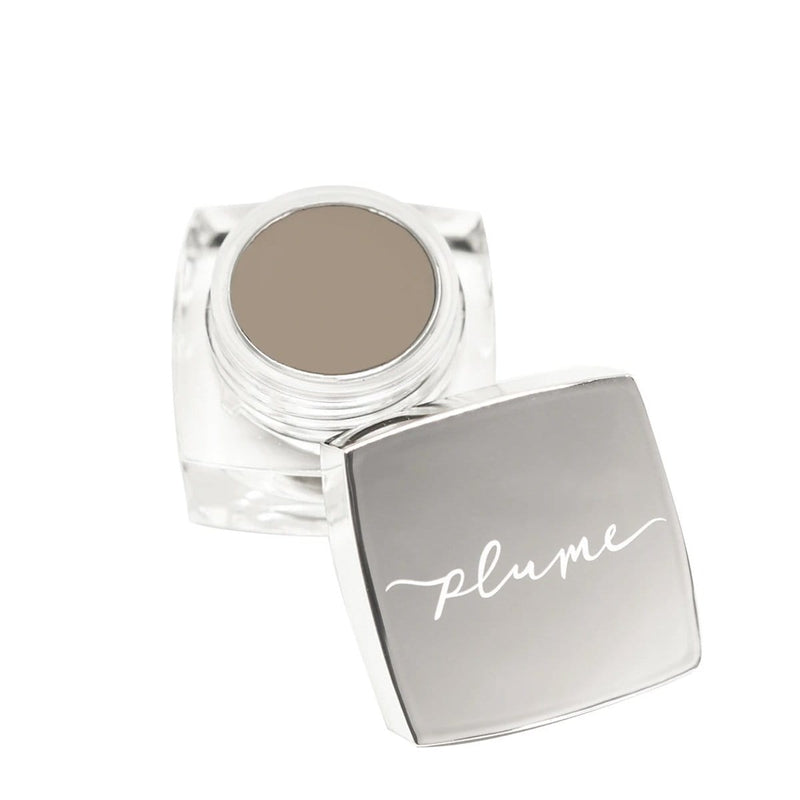 Plume Nourish & Define Brow Pomade - The Green Kiss