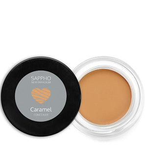 Sappho New Paradigm Concealer in Caramel - The Green Kiss