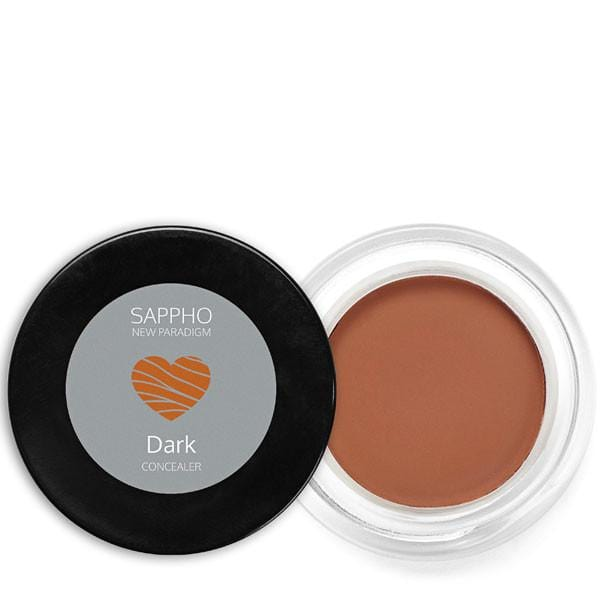 Sappho New Paradigm Concealer in Dark - The Green Kiss