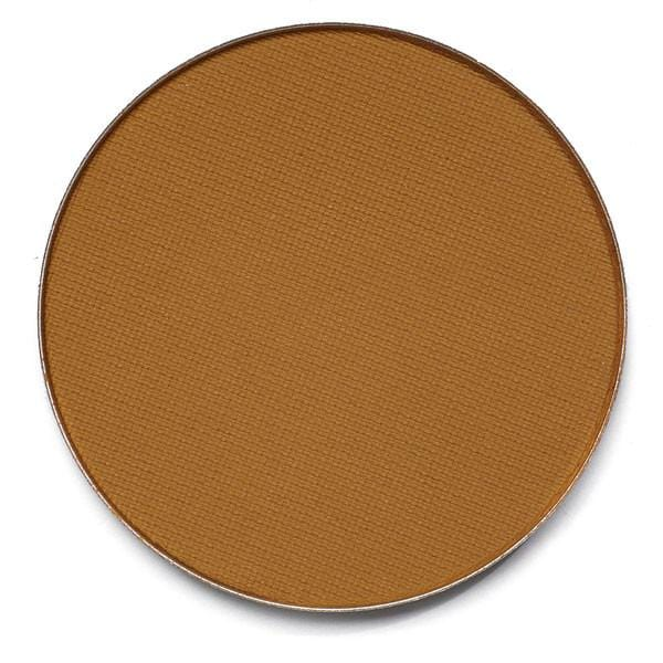 Sappho New Paradigm Pressed Powder in Caramel - The Green Kiss