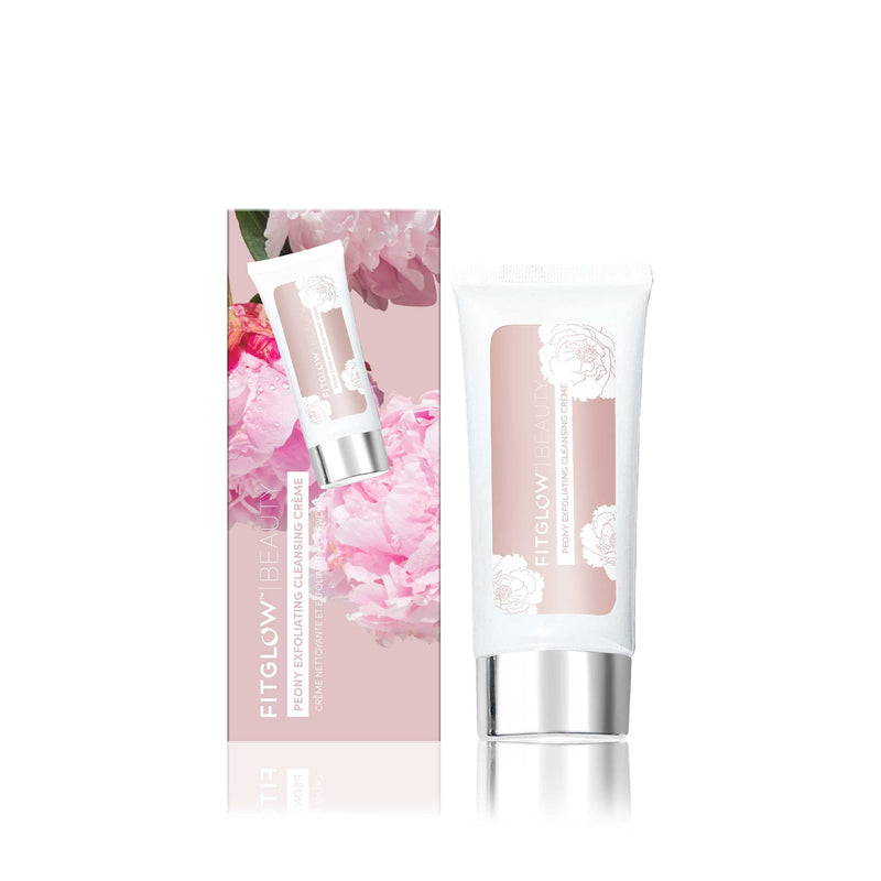 Fitglow Beauty Peony Exfoliating Cleansing Creme