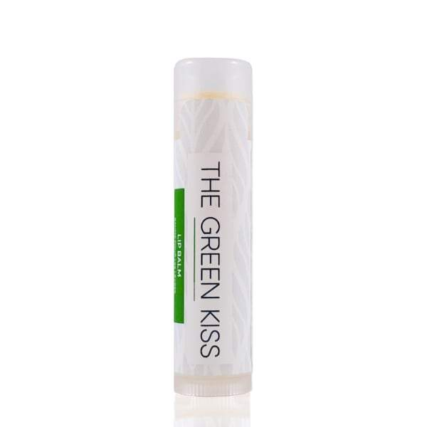 Green Kiss Lip Balm - The Green Kiss