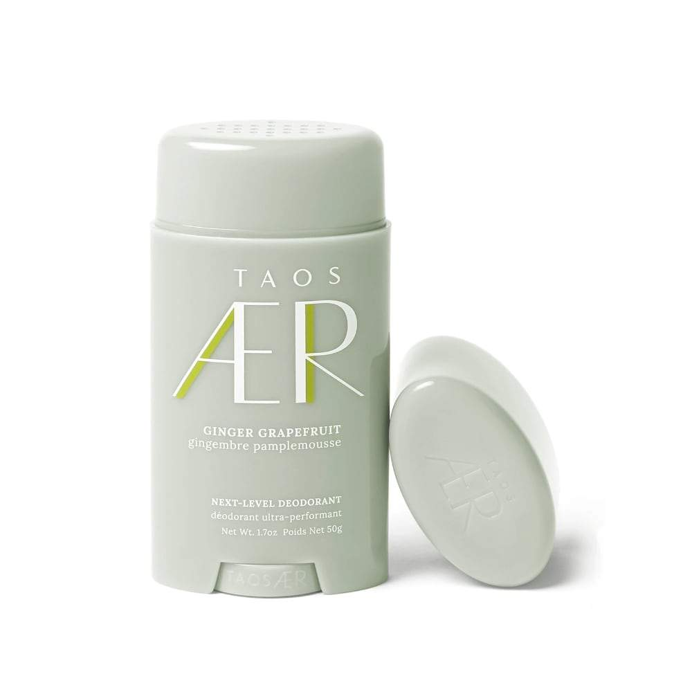 Taos AER - 50g Deodorant in Ginger Grapefruit