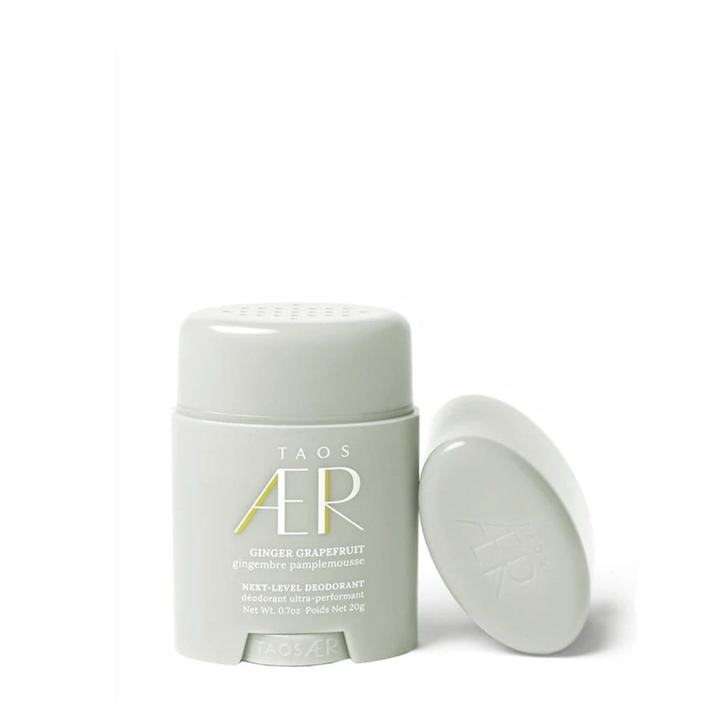 Taos AER - 20g Deodorant in Ginger Grapefruit - The Green Kiss