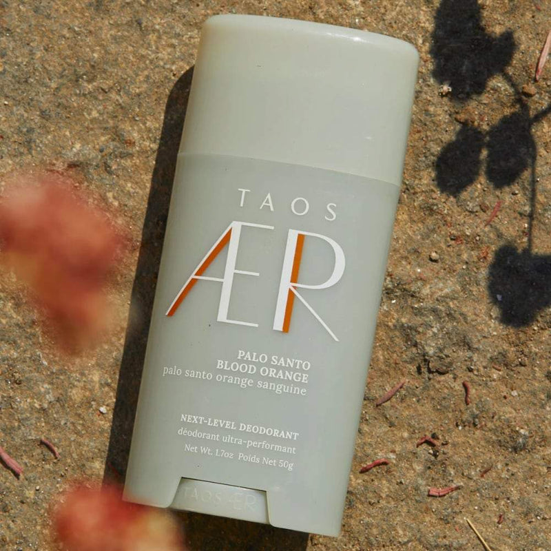Taos AER - 50g Deodorant in Palo Santo Blood Orange