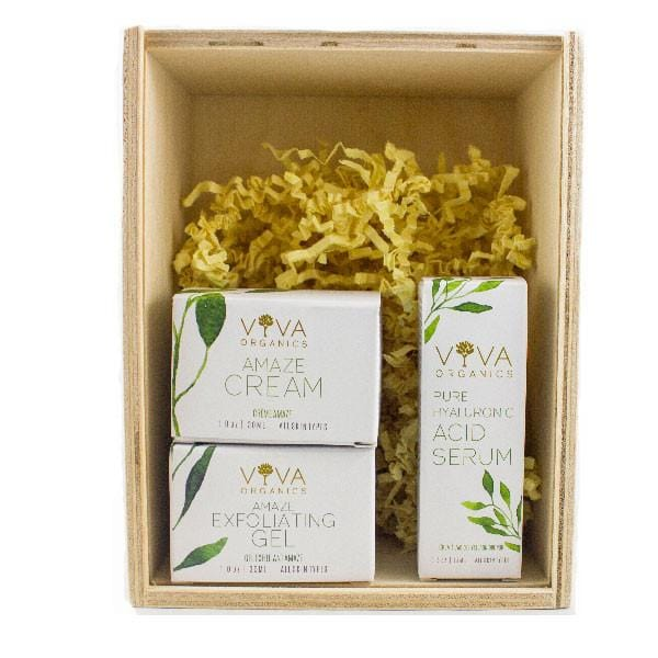 Viva Organics 3 Piece Coast Gift Set