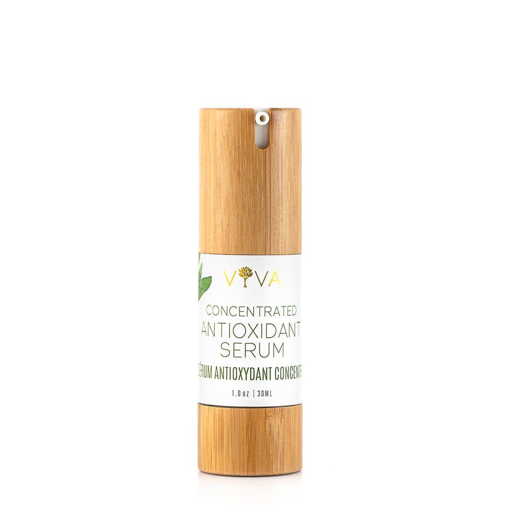 Viva Organics Concentrated Antioxidant Serum - The Green Kiss