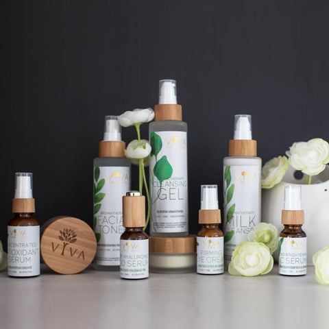 Viva Organics Skin Analysis Event -  Thursday December 13th At Our Uptown Pop Up