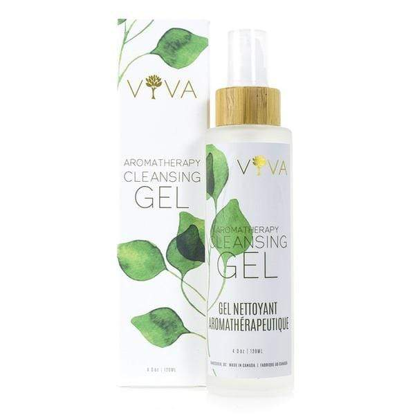 Viva Organics Aromatherapy Cleansing Gel - The Green Kiss
