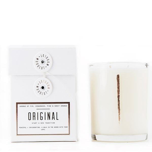 Woodlot 13 oz Coconut Wax Candle in Original