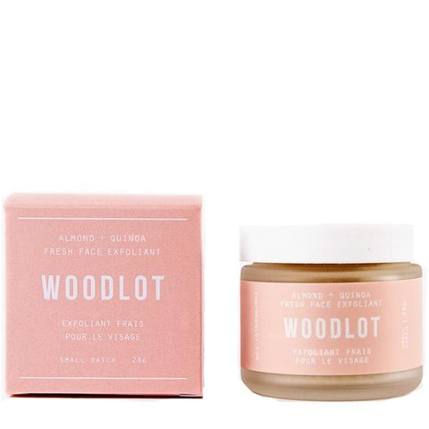 Woodlot Fresh Face Exfoliant