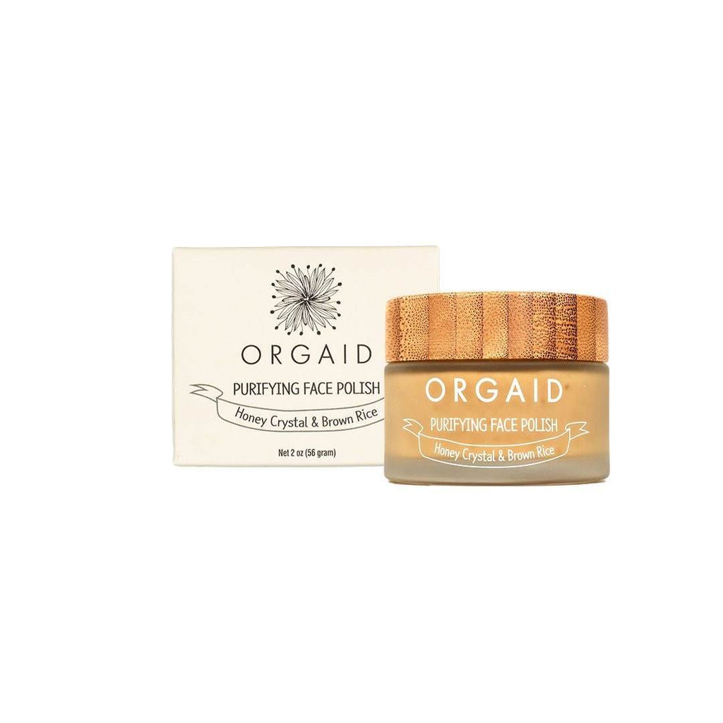 Orgaid Purifying Face Polish