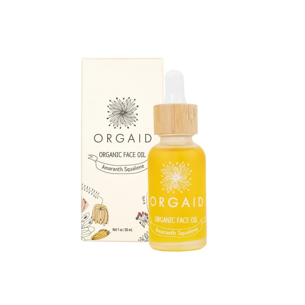 Orgaid Organic Face Oil