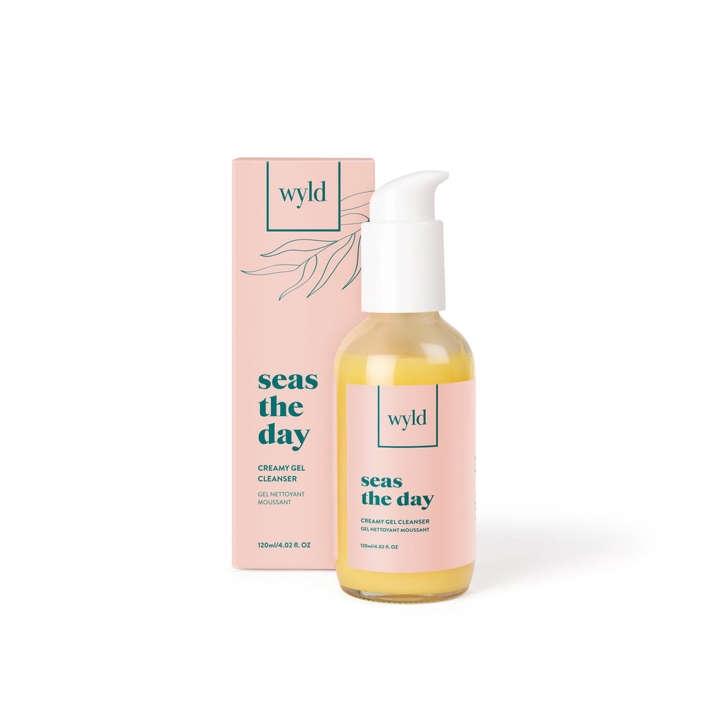 Wyld Seas The Day Creamy Gel Cleanser
