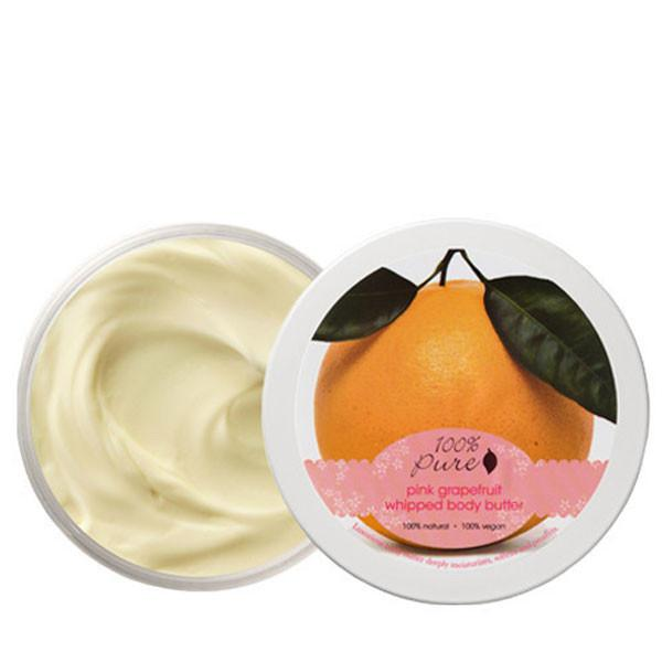 100 Percent Pure Pink Grapefruit Body Butter - The Green Kiss