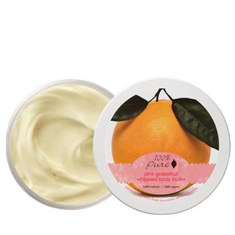 100 Percent Pure Pink Grapefruit Body Butter
