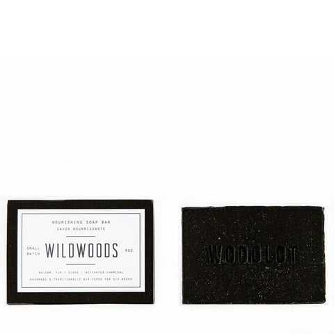 Woodlot Bar Soap in Wildwoods