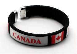 Canada Bracelet - choose colour