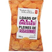 President's Choice / PC Loads of All Dressed Chips 200g-O Canada