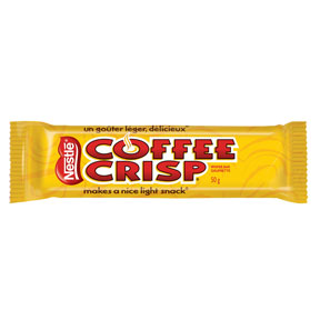 Nestle Coffee Crisp 48g-O Canada
