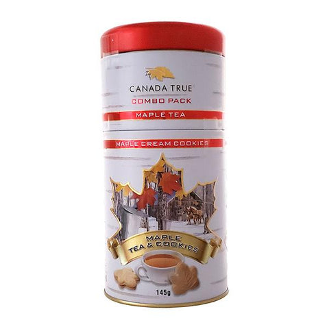Canada True -Maple Tea /Cookie Combo-145g