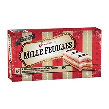 Vachon Mille Feuille 300g - LIMITED STOCK