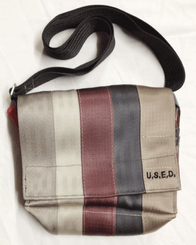 U.S.E.D. 5 Strap Shoulder Bag-O Canada
