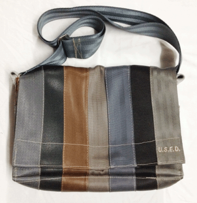 U.S.E.D. 7 Strap Shoulder Bag-O Canada