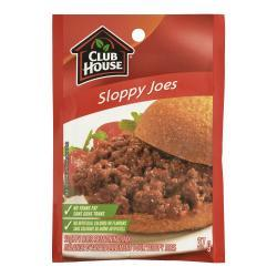 Club House Sloppy Joes Mix 37g-O Canada