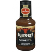 Bull's-Eye BBQ Sauce Guinness 425mL -Best Before 12 May 2019-O Canada