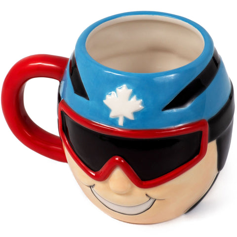 Heat Changing - Canadian Winter Sports Mug