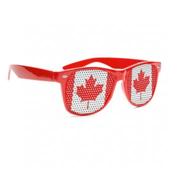 Canada novelty glasses, novelty sunglasses