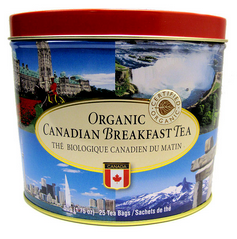 Organic Canadian Breakfast Tea - Canada True 60g / 25bags-O Canada
