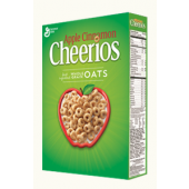 Cheerios Apples and Cinnamon
