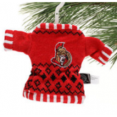 Christmas Ornament - Ottawa Senators-O Canada