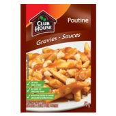 Club House Poutine Sauce Mix 42g- Best Before 8 Sep 2018