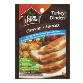 Club House Turkey Gravy Less Salt