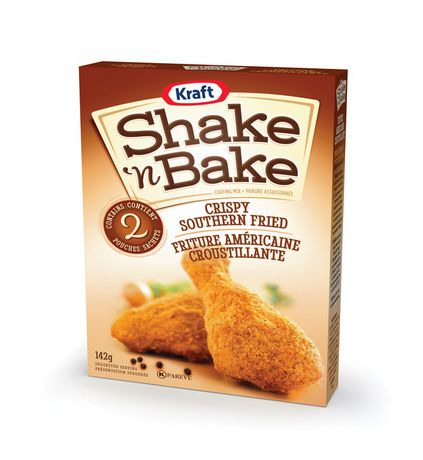 Kraft Shake 'n Bake Southern Fried 142g-O Canada