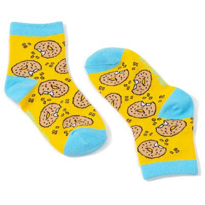 Children's Montreal Bagel Socks - Unisex