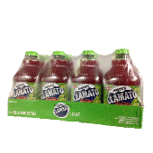 Caesars! Mott's Clamato Juice - Lime 1.89L Case of 8-O Canada