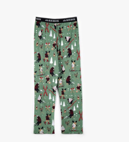 Northern Winter Men's Jersey Pajama Pants