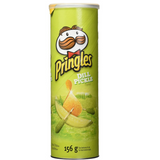 Pringles Screamin' Dill Pickle 156g